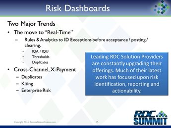 Risk Management Technologies: The Latest and Greatest from Throughout the Industry