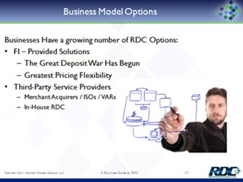 A Business Guide to RDC