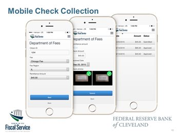 Mobilizing Government: Transforming Federal Government Collections through Innovative Payment Technologies