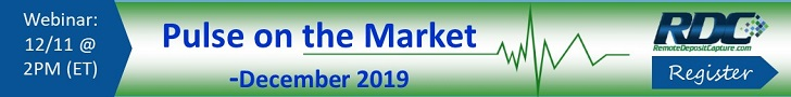 Webinar: Pulse on the Market - Dec. 2019