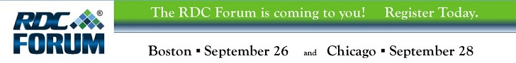REGISTER FOR THE RDC FORUM